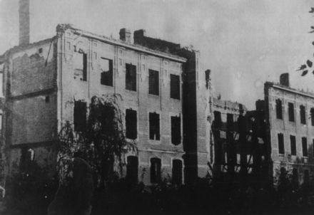 Akademijos griuvėsiai