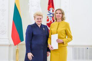 Baranauskiene_Prezidento kanceliarijos nuotraukos