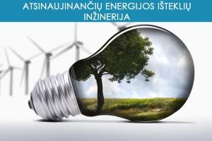 Atsinaujinančių energijos išteklių inžinerija