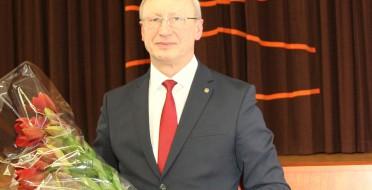 Prof. Antanas Maziliauskas re-elected as ASU Rector