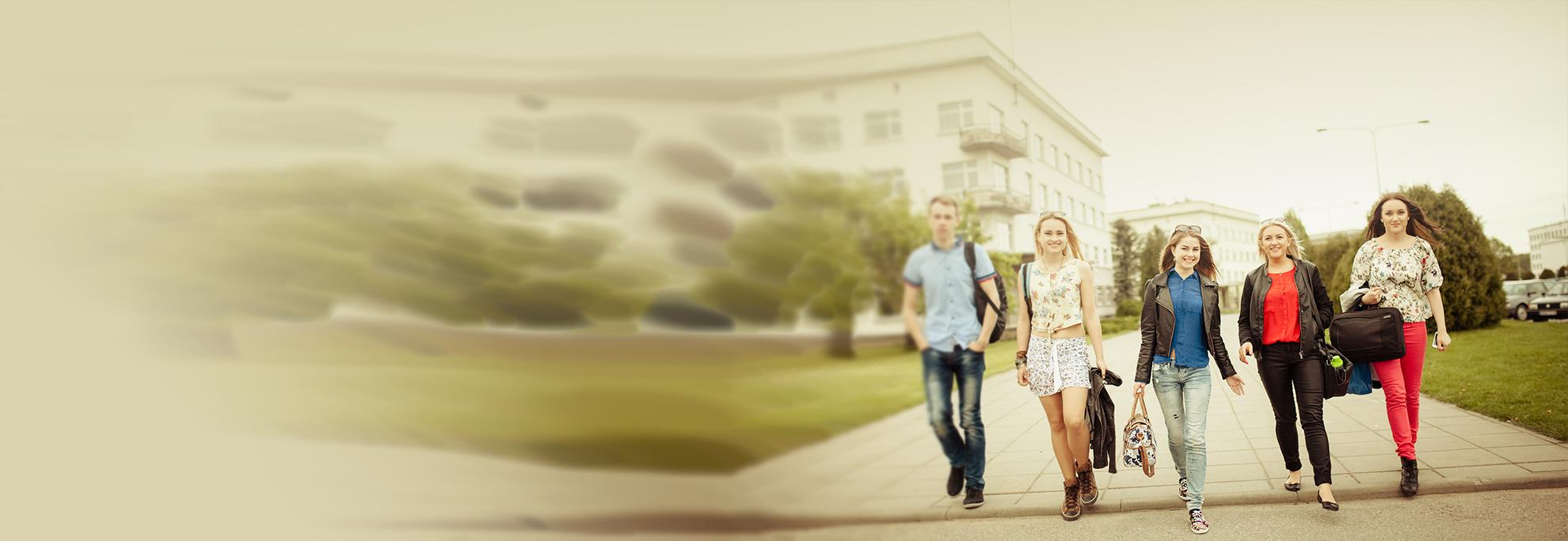 Vienintelis Lietuvoje studentų miestelis