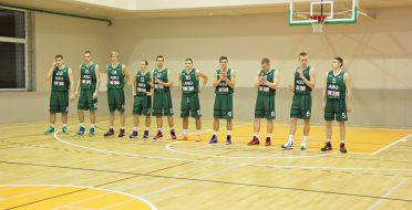 Po įtemptų varžybų – ASU krepšinio komanda iškovojo pergalę
