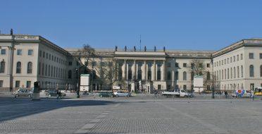 Visit in Humboldt-University at Berlin