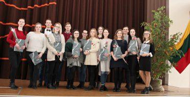 Lietuvos valstybės atkūrimo proga – nuoširdžios padėkos bendruomenės nariams