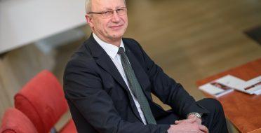 """ASU rektorius Antanas Maziliauskas: """"Esame visiškai pasirengę universitetų susijungimui. Tai efektyvesnis ir ekonomiškesnis kelias. """""""