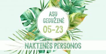"""ASU Spring fest – """"Gegužinė"""" 2018"""