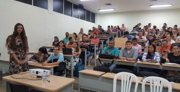ASU professor visited the Universidad de Extremadura/Extremadura university in Spain