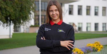 ASU Ekonomikos ir vadybos fakulteto studentė laimėjo Europos Sąjungos finansuojamą projektą