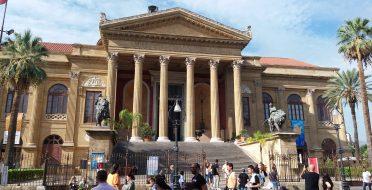 Teaching visit to University of Palermo (Universa' degli Studi di Palermo), Italia