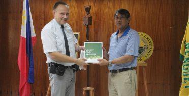 ERASMUS teaching visit to Benguet State University