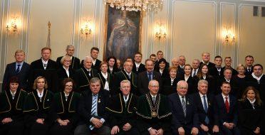 ASU papildė mecenatų bei garbės narių gretas